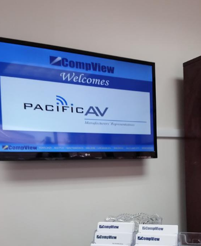 Lunch and Learn with CompView