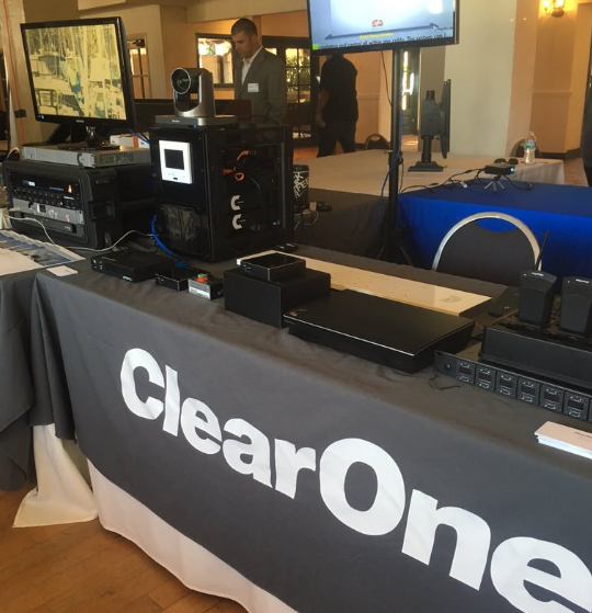 ClearOne Booth